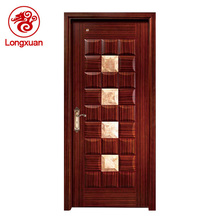 House villa bedroom interior door designs india wood door.black walnut exterior door
