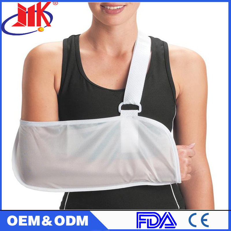 High quality comfortable medical arm sling/arm sling brace/Forearm sling brace with CE&FDA
