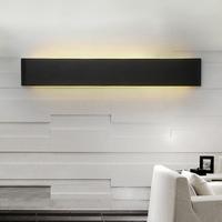 Tibetan Black Decorative Aluminum Reading Indoor Wall Lamps