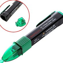 MASTECH MS8900 Non-contact 100-240V AC Voltage Detector Tester Sensor Pen sound and light alarm