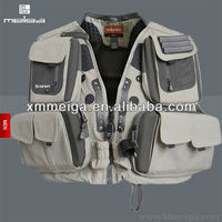 Multi Pocket Fishing Vest