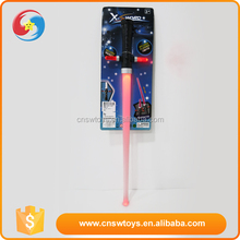 LED light up toys plastic toy flashing stick katana toy sword mold for children