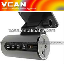Car dvr korea Vcan0451 HD Mini 720P with GPS and G-Sensor support night vision