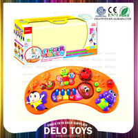 baby finger touch game educational colorful kid music organ DE0224001