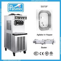 Pasmo hot sale manufacture taylor/soft/carpigiani ice cream machine price in USA