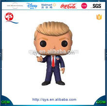 Top Sales 3d Cartoon Donald Trump Bobble Head