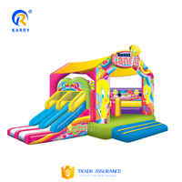 High performance inflatabel jumping castle, jumping castle slide, inflatable slides for sale