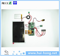 TFT LCD Control Board , small size tft lcd video display module