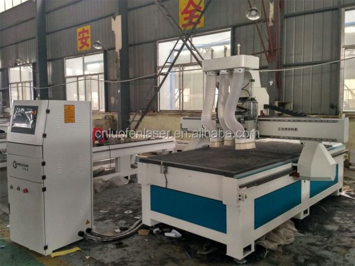 Philicam Furniture cabinets making cnc router wood carving machine for sale