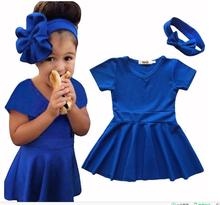Hot sale baby girl fairy dress in low price cotton baby clothes