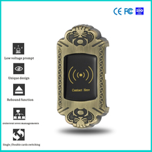 High quality hotel smart card door lock for hotel door lock system