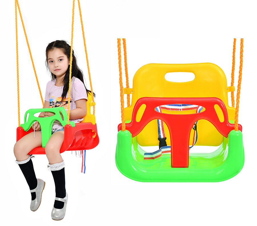 Hanging adult garden playground indoor baby swing seat for children