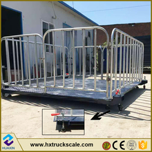 Factory direct sell 1ton 3ton used livestock scales with best price