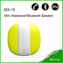 wireless Bluetooth speaker unique electronic gadget MX-10