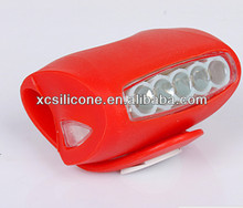 Super bright Customizesilicone bicycle dirt bike led light