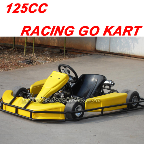125cc cheap racing go kart for sale honda engine 4 wheel for Motor go kart for sale