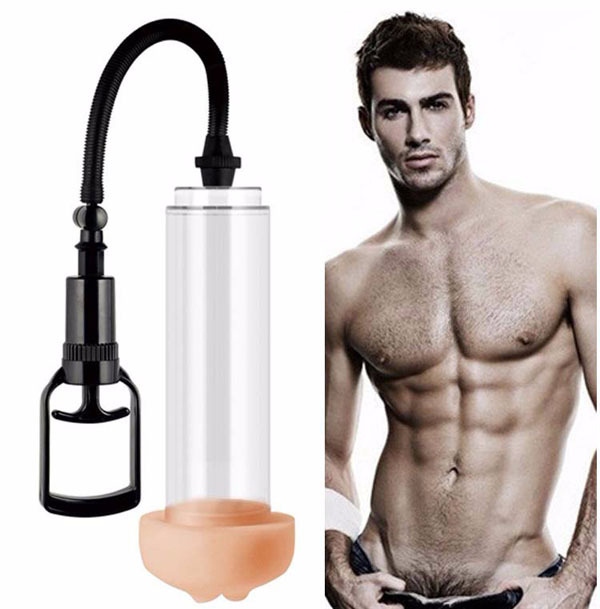 Handsome Up Penis Enlarger Erection, Free Penis Pump Enlargement Vacuum Pump Device, Power Sex Big Black Cock Man