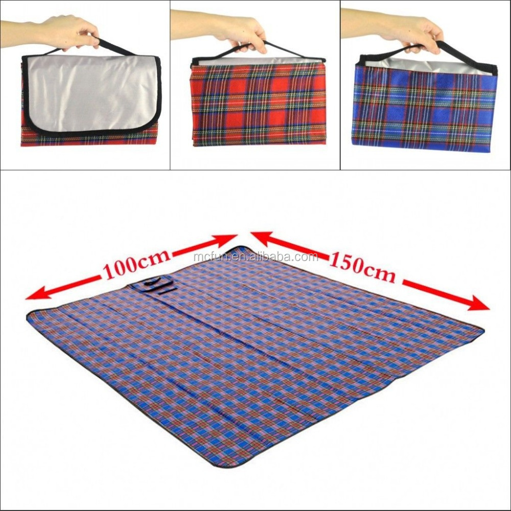 Sand Free Beach Mat 200cm x 150cm Large Waterproof Outdoor Camping Picnic Pad