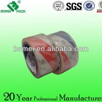 Crystal Clear Plastic Packing Tape