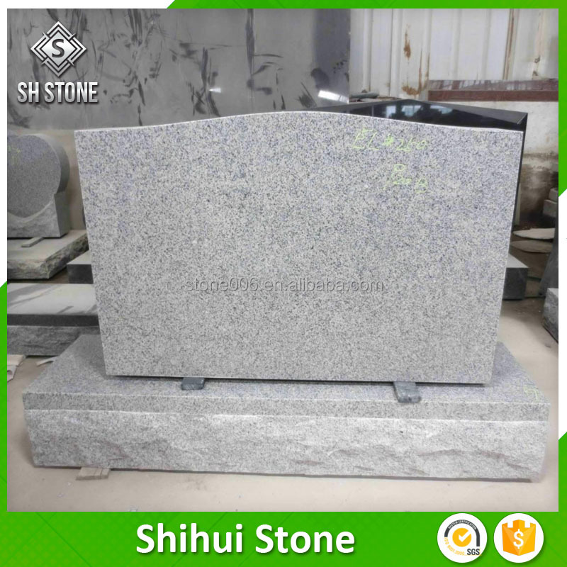 Simple Design Common Style Cheap Granite Tombstone