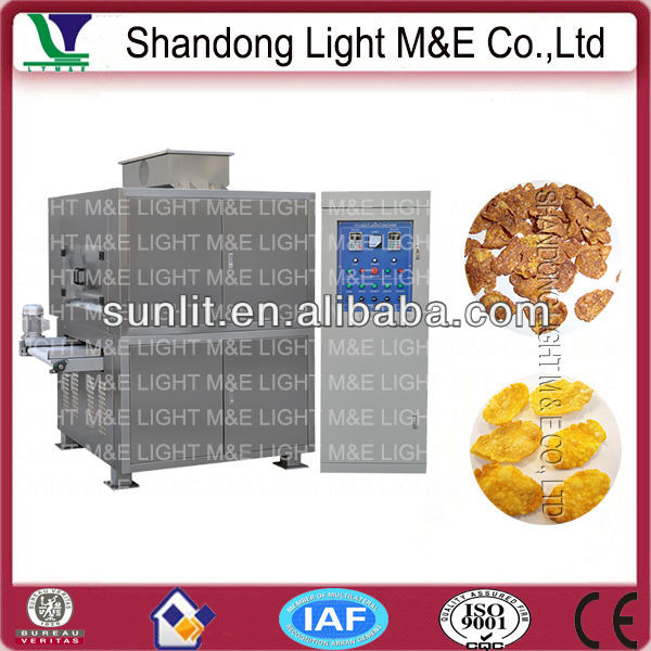 CE High Quality Cereal Grain Maize Rice Corn Flakes Flaking Mill