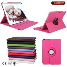 7 8 9 10 inch Universal tablet case,360 rotating leather stand universal tablet cover