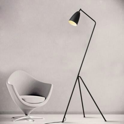 Creative bedroom living room study desk lamp Modern simplism style personality bedside floor lamps