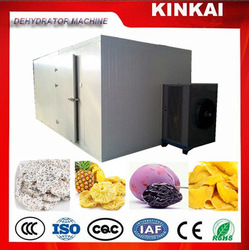 Vegetable/fruit/food dehydrator oven/hot air drying oven machine