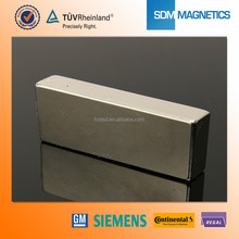 Strong 50mm x 25mm x10mm Large Neodymium Block Magnets N35 Square magnet Permanent magnet