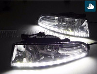 2010-2013 Led Daytime Running Light Skoda Octavia Fog Light
