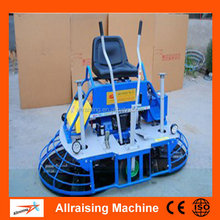 High Efficiency Ride on Used Concrete Power Trowel Machine