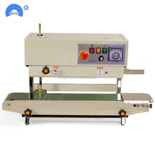 FR770 Plastic Film Sealing Machine Horizontal Continous Band Sealer
