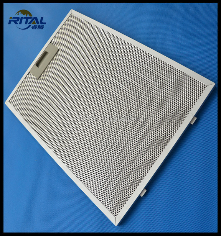 Commercial Kitchen Hoods Honeycomb Grease Oil Filter