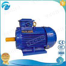 IEC Standard Foot Mount Electric Motor 100 kw
