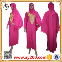 2016 Transend fashion muslim ladies long dress designer gown jilbab hijab maxi abaya kaftan cafta arab jalabiya dubai fashion