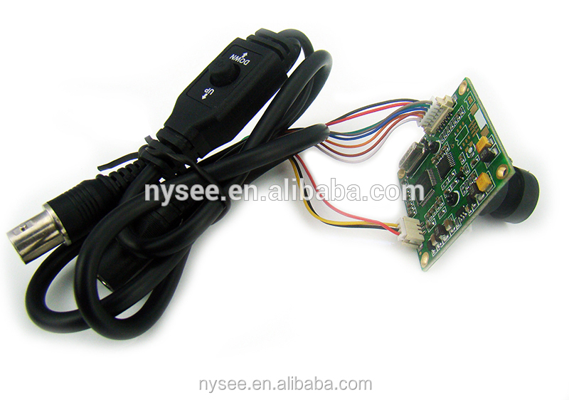 ISO90001 Certified ccd camera module optical zoom with Rohs