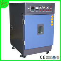 250c vacuum dry oven with gas purge drying oven