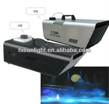 Professional 1200W Effect Fog Machine with DMX512/ Remote Control