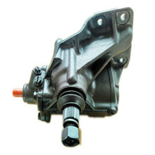 LHD power steering box for 4HK ISUZU import OE 897305047 897305048