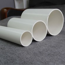 China Plastic Product 80mm PVC Drain Pipe