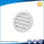 High Quality Aluminum Round Waterproof Air Conditioner Louver