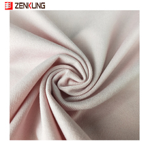 93/7 Poly Spun Spandex Single Jersey For Lady Dress
