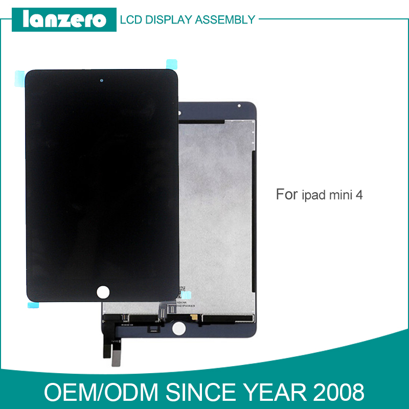 Alibaba Express OEM Repair Parts LCD Display Assembly for iPad mini 4 LCD Screen Touch Panel Digitizer Replacement for iPad