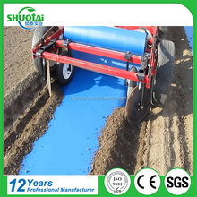 OEM & ODM free sample agriculture garden biodegradable blue transparent plastic mulching film for agriculture
