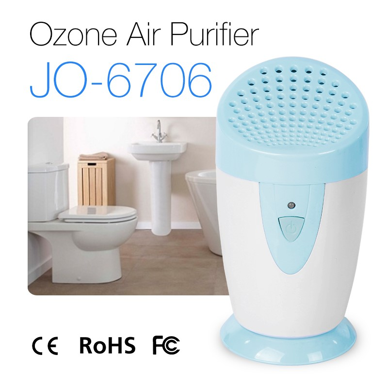 JO-6706 Portable Wireless Ozone Pet Toilet Odor Eliminator
