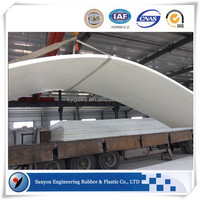 high quality china suppliers wear resistant plastic liner HDPE polyethylene sheet