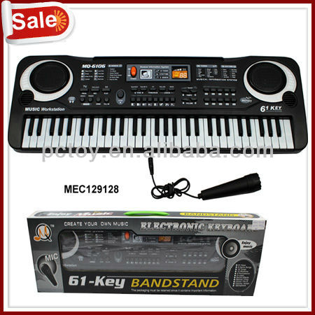 Electronic Keyboard Piano Midi 61 Key