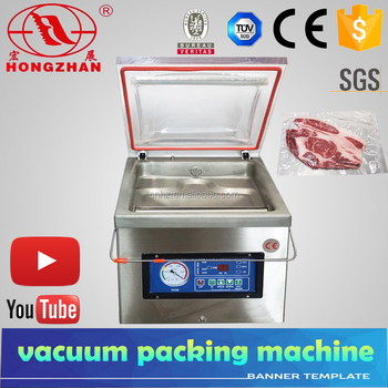 Smaller Kitchen Vacuum Packaging Machine