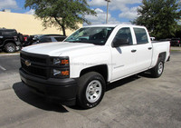 B/NEW PICKUP - CHEVROLET SILVERADO - FLOOD (LHD 819425)