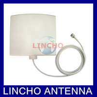 Multi band 800-2500MHz panel outdoor antenna for signal booster